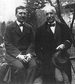 Richard Strauss 799AbInyja_hofmannsthal_strauss