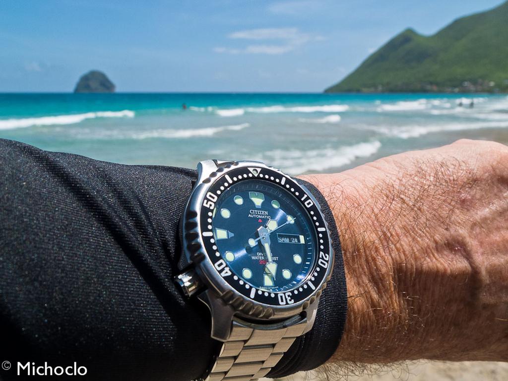 Studio sub : aimez vous les montres bleues? Promaster_bleue_oyster