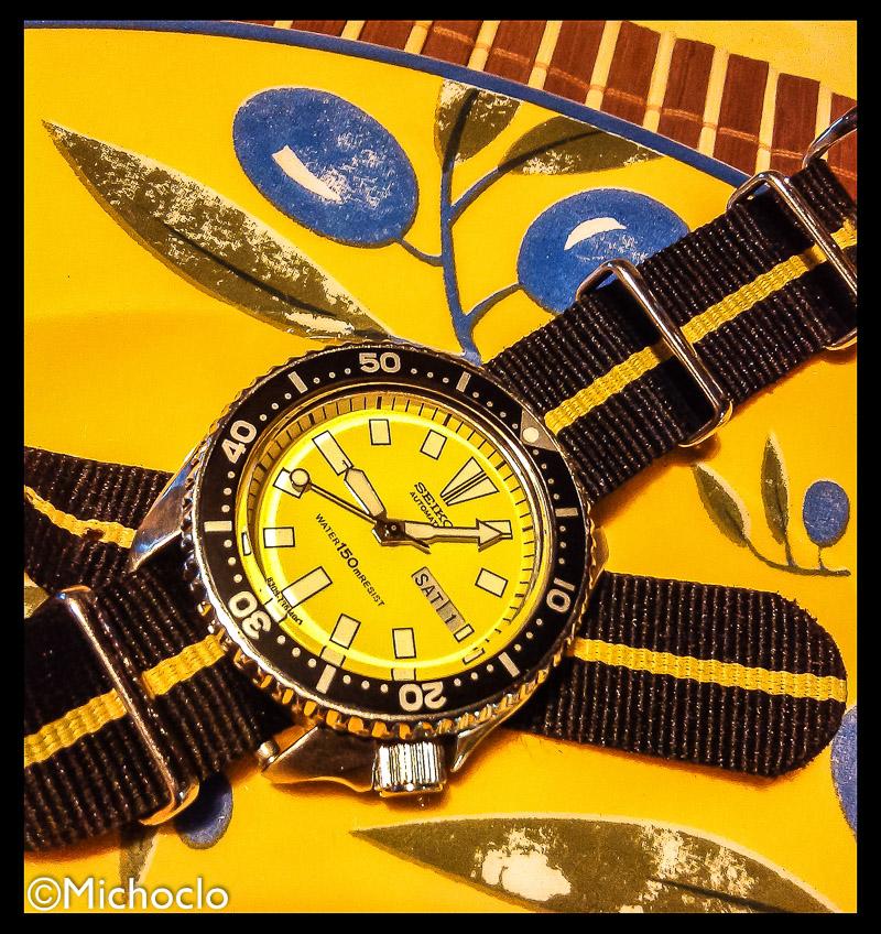 La ou les montres des vacances Seiko_6309yellow_cadre