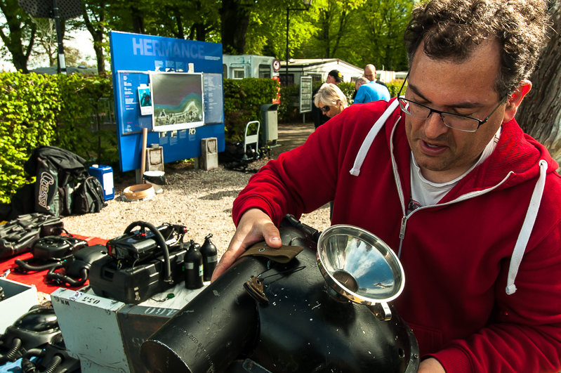 Enorme ! French Rebreather Meeting a Hermance Leman_2015-08