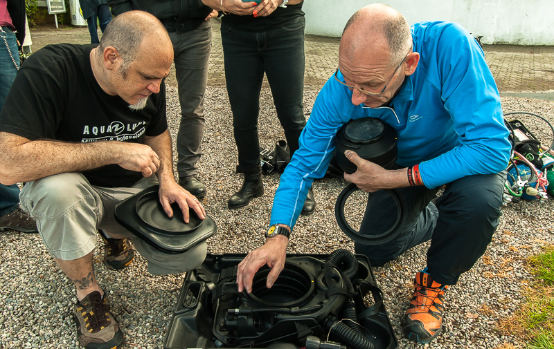 Enorme ! French Rebreather Meeting a Hermance Leman_2015-09
