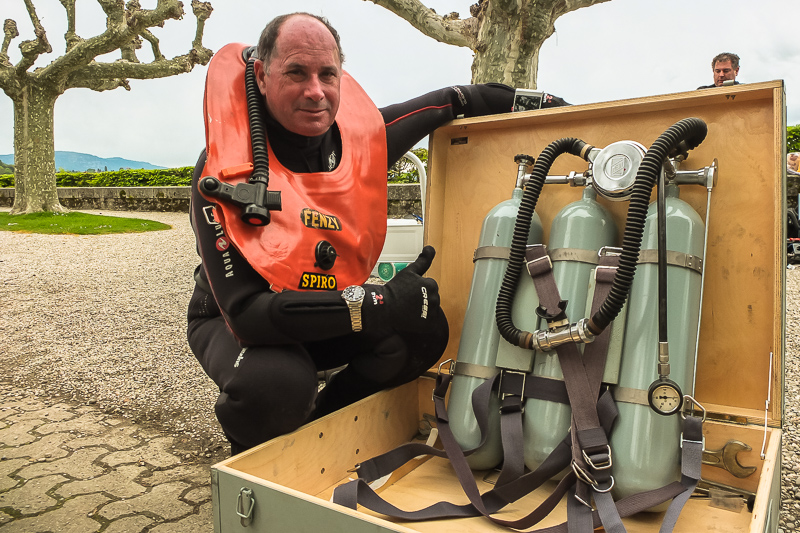 Enorme ! French Rebreather Meeting a Hermance Leman_2015-27