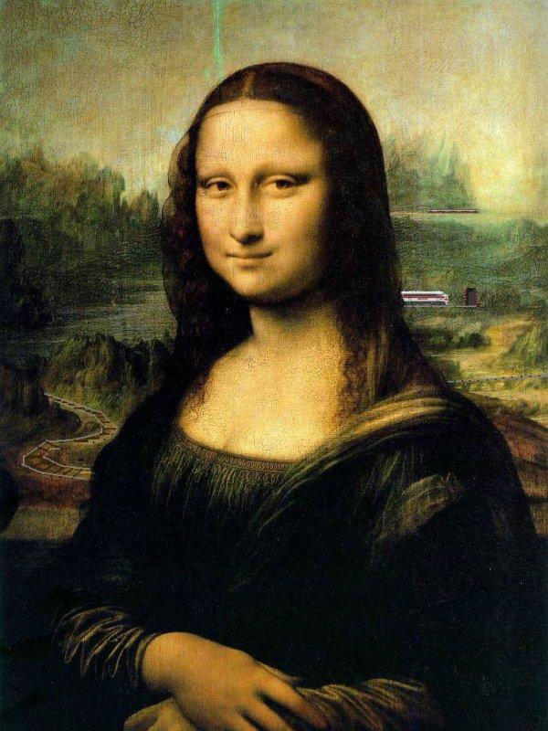 Razne Mona Lize 1503-joconde