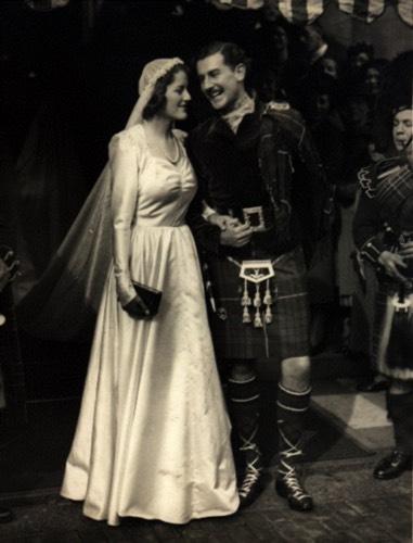 El auténtico Clan Fraser de Lovat  P01_266a