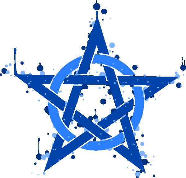 [Jeu] Association d'images - Page 5 Pentagramme-taches-bleues-right-side-up-hi