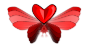 Tiempo de traiciones - Rosemary Rogers (rom) Wing-love-heart-md
