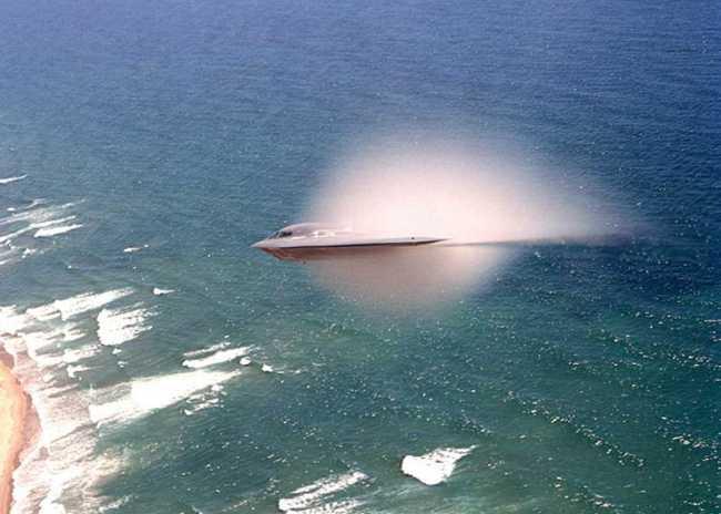 المقنبلة الاستراتيجية B-2 Spirit B2