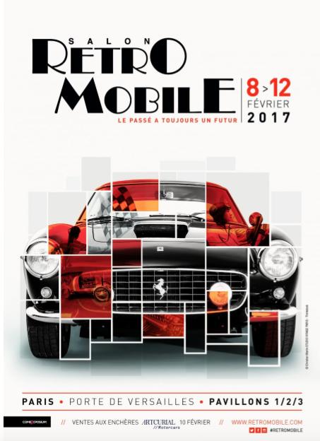 [75] Rétromobile - 8 au 12 Février 2017 Retromobile_2017