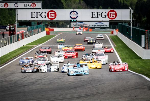 [BE] SPA-Classic - Spa Francorchamps -17 au 19 Mai 2019 CER