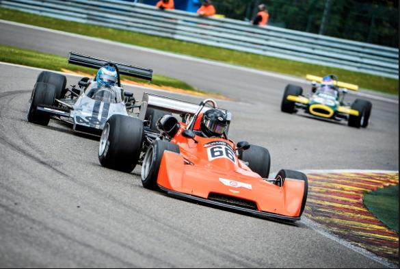 [BE] SPA-Classic - Spa Francorchamps -17 au 19 Mai 2019 EuroF2