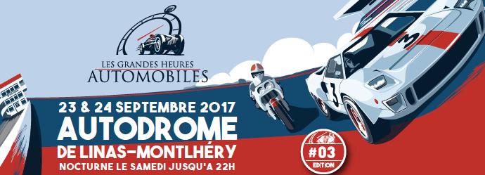 [91] Les Grandes Heures Automobiles - 23 et 24 septembre 2017 LGHA2017