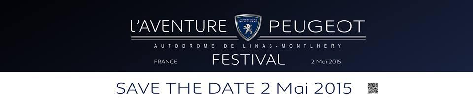 [91] CILM3 (Aventure Peugeot Festival) - 2 mai 2015 Visuel_AventurePeugeotFestival2015