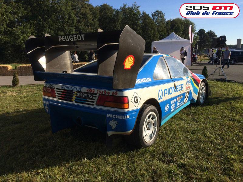 [91] Les Grandes Heures Automobiles - 24 et 25 Septembre 2016 LGHA2016_Cooki_GTI_405