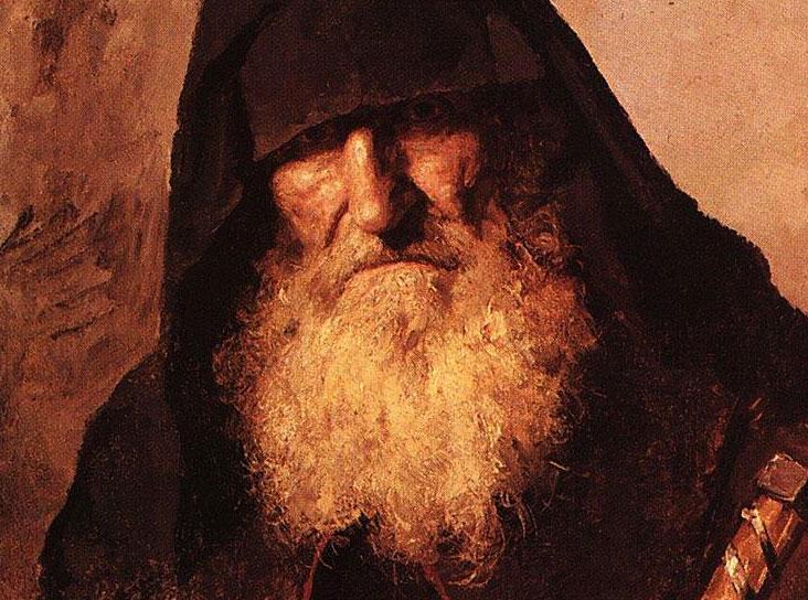 Мудрые ответы монаха Симеона Афонского Monax