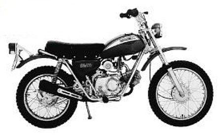 Quizz Honda-sl70