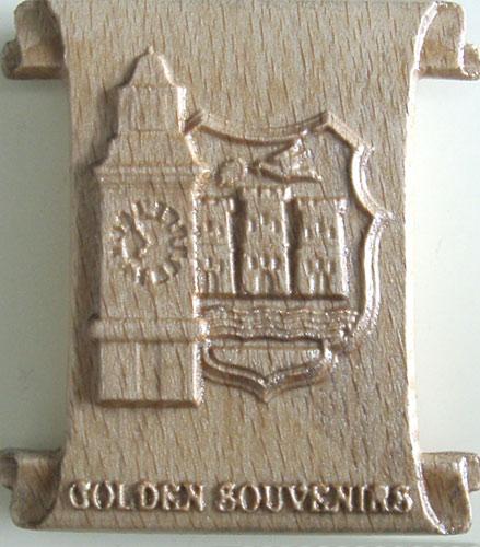 DUBOREZI Golden-suv
