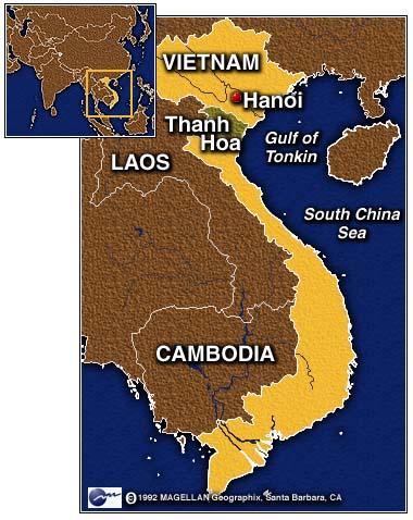 Cambodge, Laos, Vietnam Vietnam.hanoi.lg