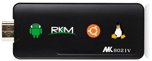 Ubuntu fonctionne avec le RK3188 ! Rikomagic_MK802_IV_Ubuntu_Linux