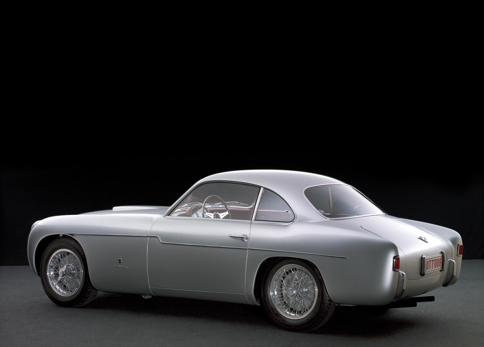 Quiz 1953 Ghia_Fiat_8V_Coupe_1954_31