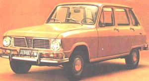 AQUELLOS MARAVILLOSOS AÑOS Y SUS COCHES Renault_6