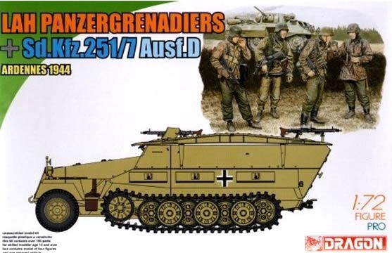 Nos derniers achats !!!!!!!!!! - Page 3 Dragon-7364-sdkfz251-7-ausfd-et-panzerg-1-72