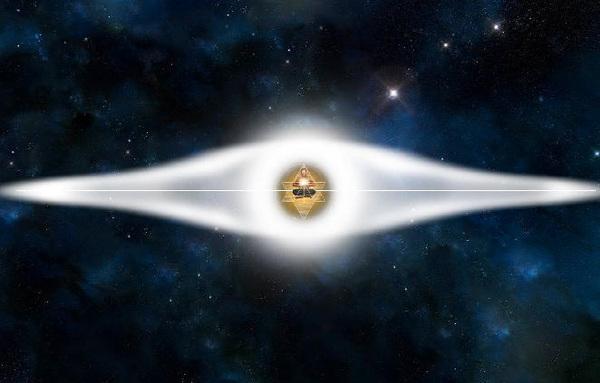 Principles of Hyper-Space Flight Demystifying Gravity Galaxy-merkaba