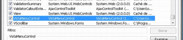 أداة القوائم الرائعة Vista-style Menu للسى شارب  AddToolBox