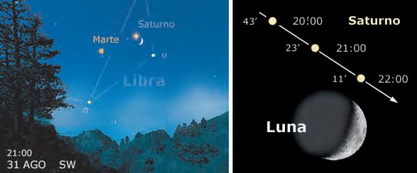 Il cielo del mese - Pagina 9 31-agosto