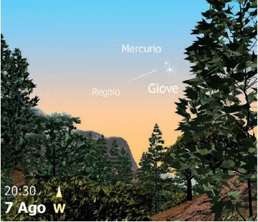Il cielo del mese - Pagina 8 7Ago
