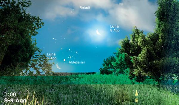 Il cielo del mese - Pagina 8 8-9-Ago