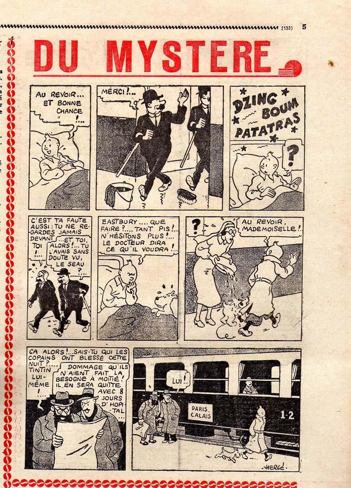 Pour les fans de Tintin - Page 10 17-1938-p5