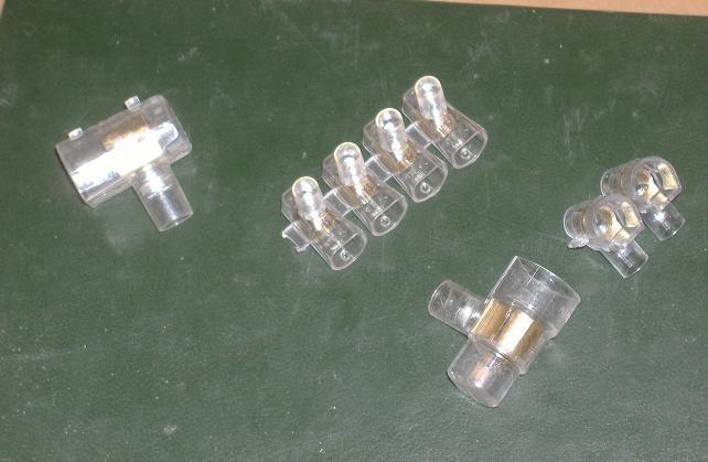 Multipresa filtrata cablaggio a stella Cappellotti-per-collegamento-cavi-elettrici-1