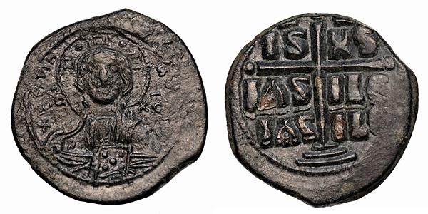 Follis anónimo Clase B atribuido a Romano III 93-FollisRomanoIII