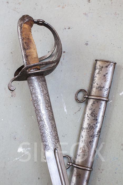 Le sabre de Napoléon Morand. L'histoire d'un sabre.  IMG_7236