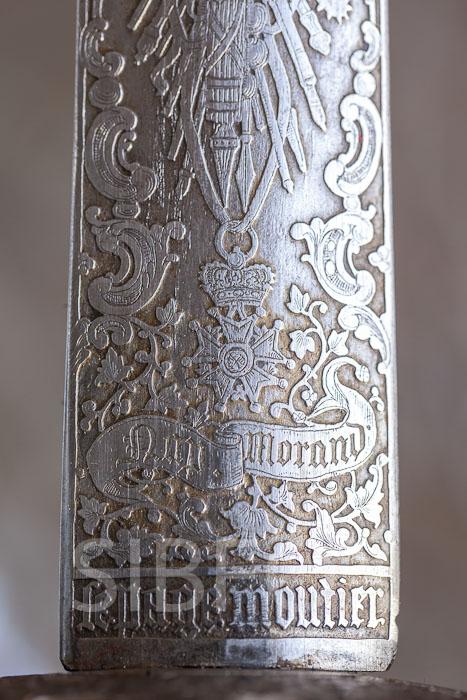 Le sabre de Napoléon Morand. L'histoire d'un sabre.  IMG_7308