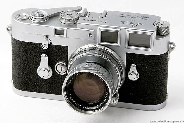 Pour info... Leica_M3_1957