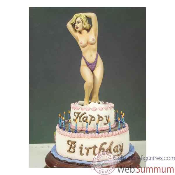 Anniversaire Telagh Figurine-miniature-spain-fille-humour-g-004