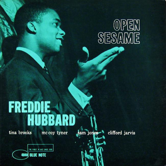 Les pochettes Blue Note Records - Page 2 Freddie%20Hubbard_opensesame_bluenote_1960