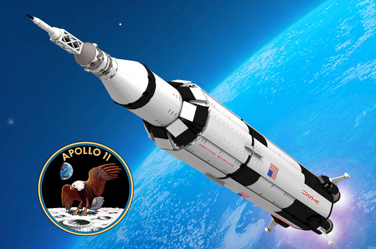 La Saturn V en LEGO! News-112315a-lg