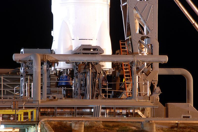 falcon -9 - Falcon 9 (Dragon COTS 1) - CCAFS - 8.12.2010 - Page 4 010