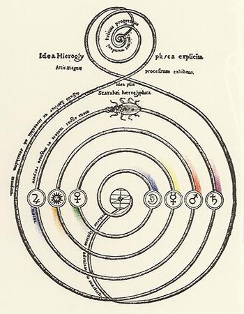 La spirale, mouvement de vie. 03ast