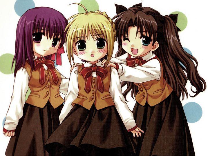 Anime virtualus pasaulis ;3
