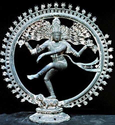 Statue bouddhiste padmasambhava Chola
