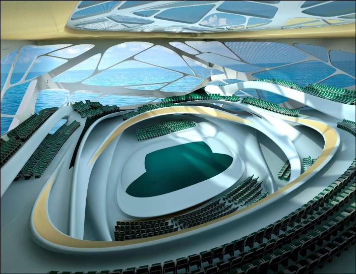 Zaha Hadid vodeći arhitekta sveta i njeni projekti 1411