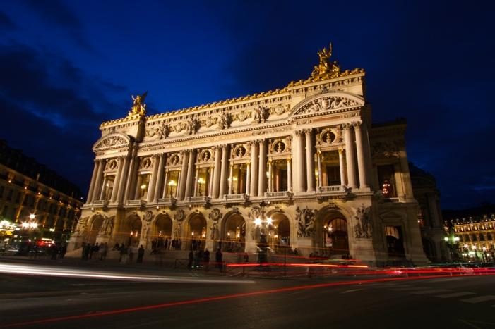 Pariska Opera (Paris Opéra – Pariz) 12