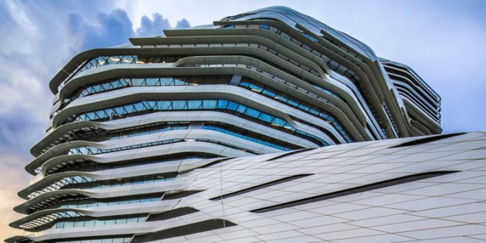 Zaha Hadid vodeći arhitekta sveta i njeni projekti Innovation-Tower-at-Hong-Kong-Polytechnic-University-by-Zaha-Hadid-Architects-s7