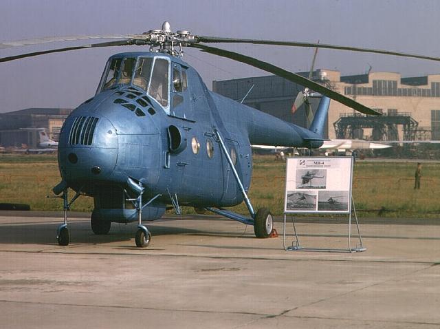 Unión - Mil Mi-4 helicóptero de transporte  ( Unión Soviética ) Mi4a_05