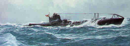 Périple d'un submersible Japonais... Sensuikan