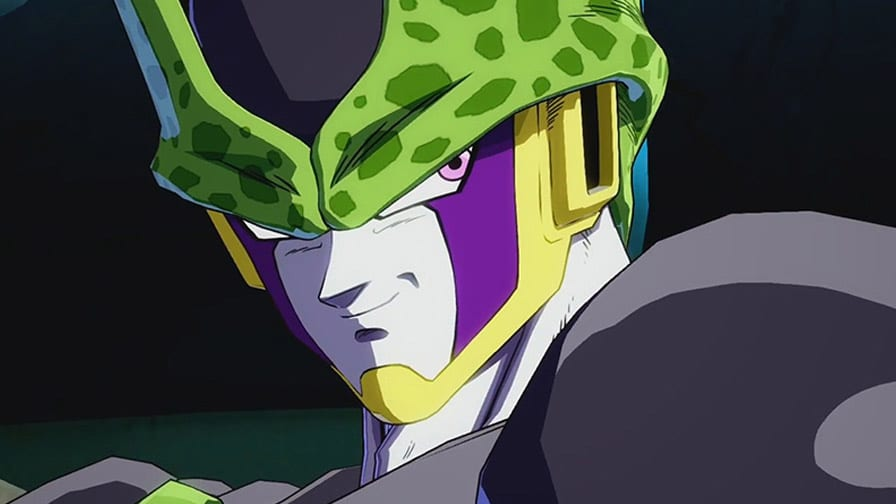 Cell, le guerrier parfait Dragon-ball-fighter-z-cell