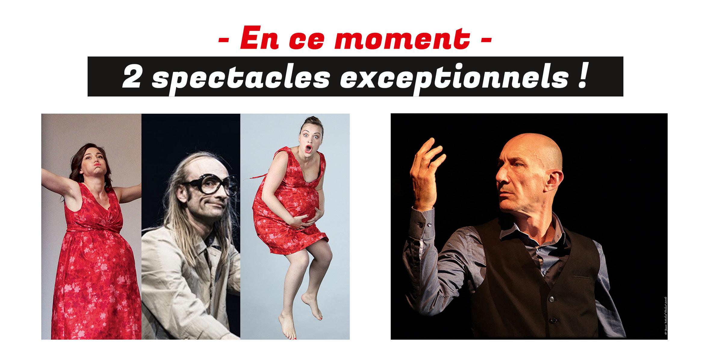 Théâtre, café théâtre, Stand up En-ce-moment-2-spec-except-3